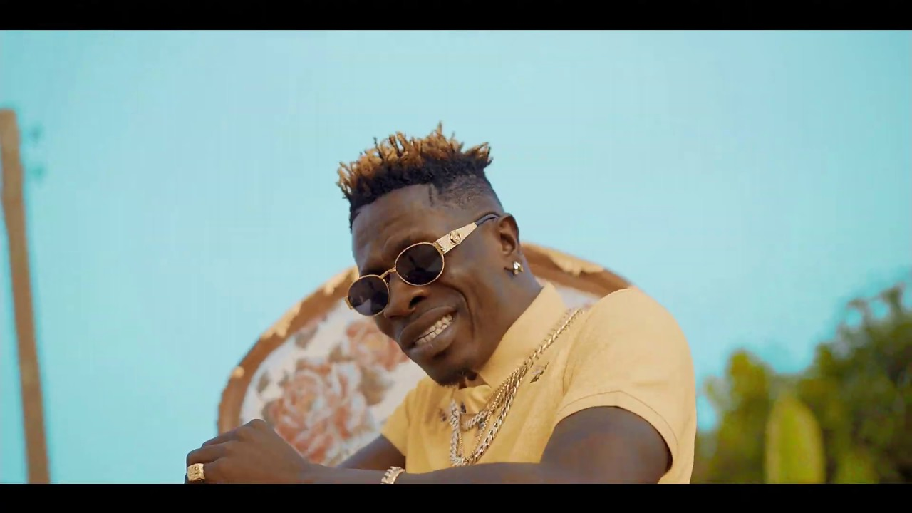 Shatta Wale - God Is Alive [6/15/2019]