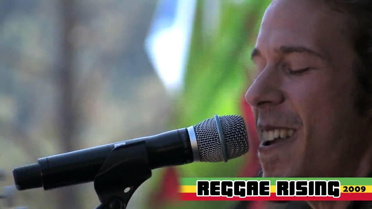 Jahcoustix @ Reggae Rising [8/2/2009]