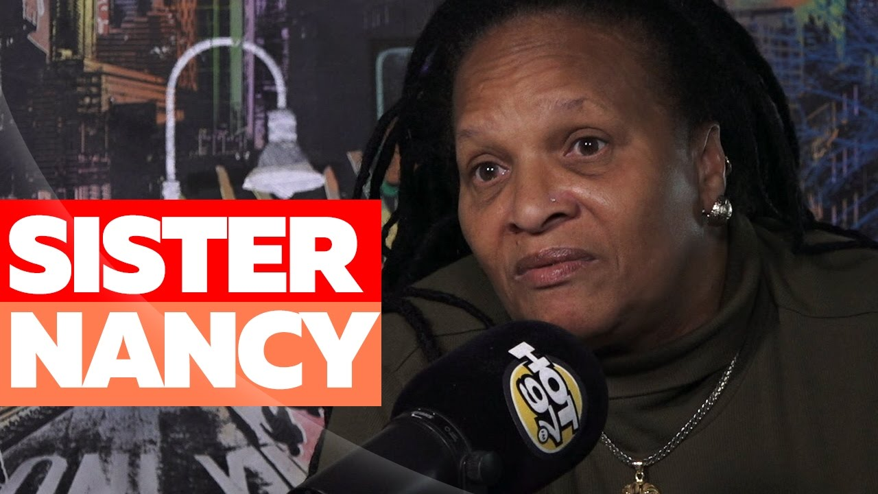 Interview with Sister Nancy @ HOT97 [5/17/2017]