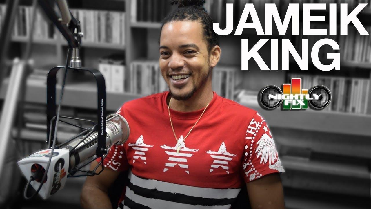 Jameik King Interview @ Nightly Fix [11/23/2017]