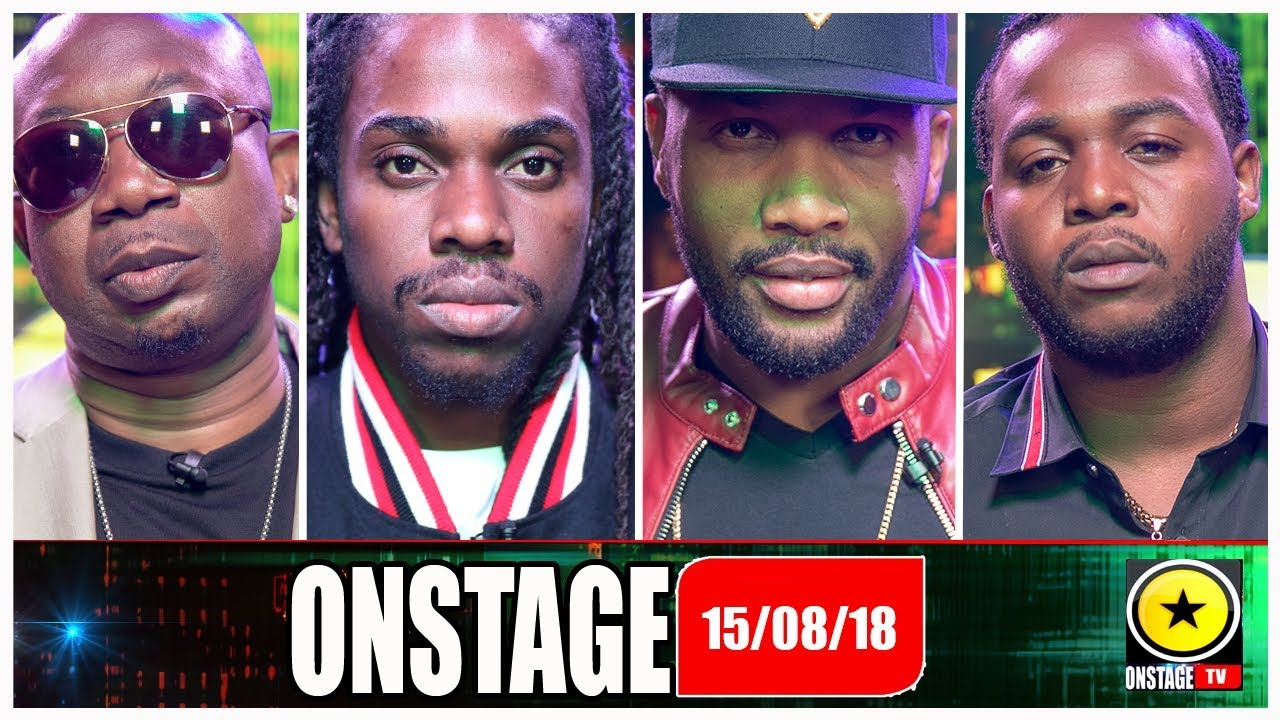 Agent Sasco, Jahmiel, Teejay, Shaka Pow @ Onstage TV [9/15/2018]