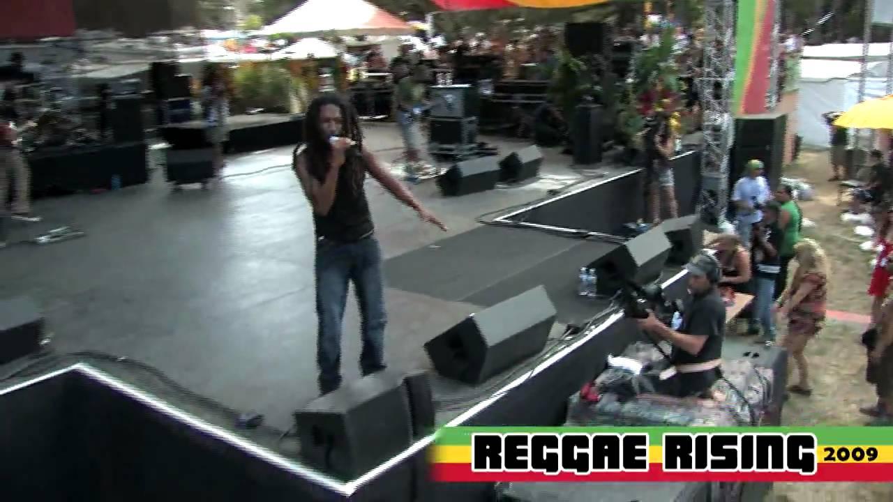 Rootz Underground @Reggae Rising [8/1/2009]
