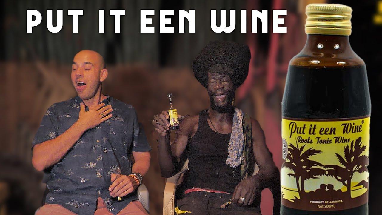 Ras Kitchen - Put It Een (Roots Tonic Wine Review) [12/29/2019]