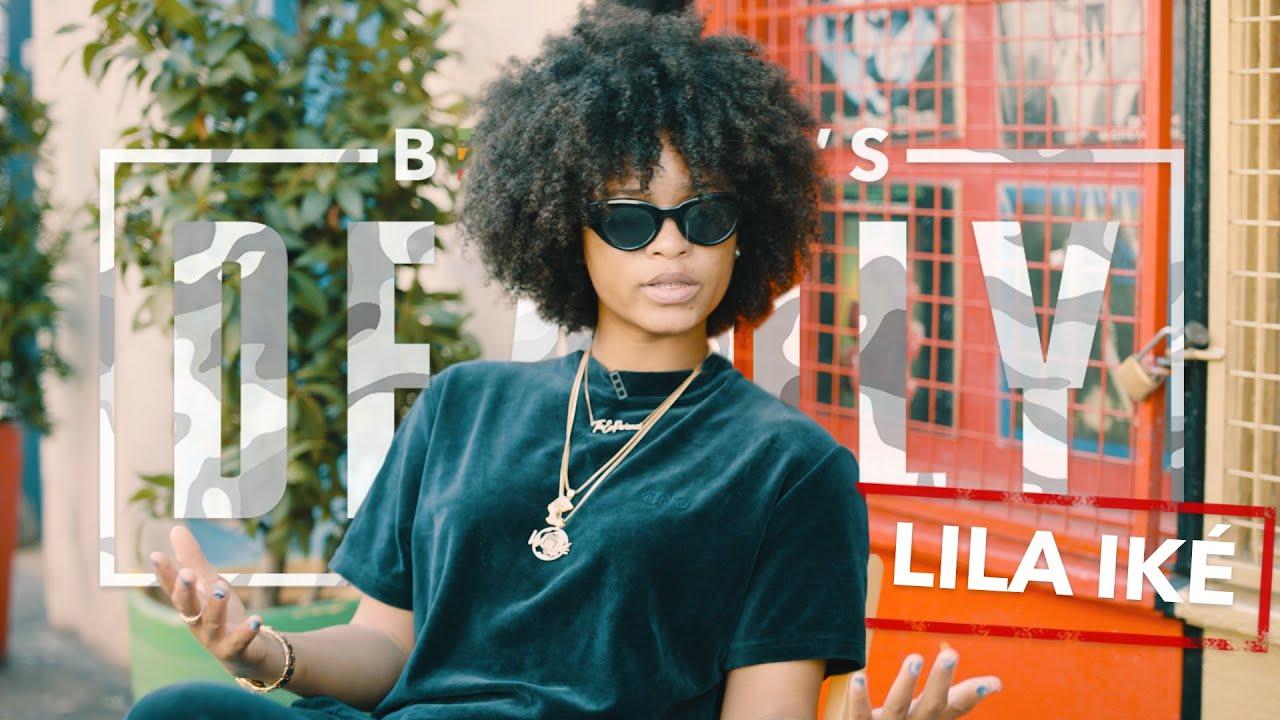 Lila Iké Interview @ Becca D's Deadly [9/30/2021]