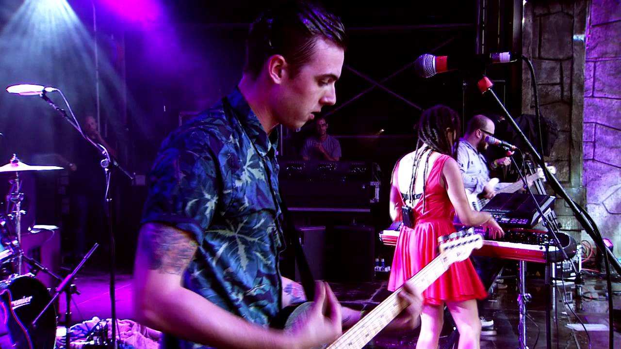 The Skints - Culture Vulture @ BoomTown 2014 [8/7/2014]