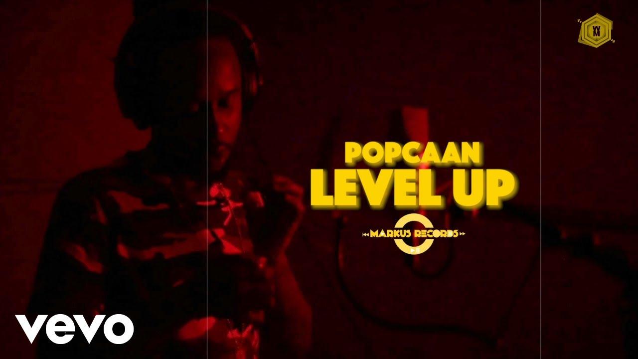 Popcaan - Level Up (Lyric Video) [5/7/2019]