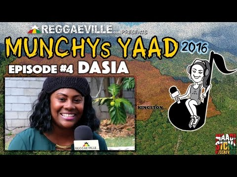 Interview with Dasia @ Munchy's Yaad 2016 - Episode #4 [4/27/2016]
