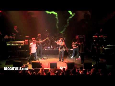 Damian Marley - Amsterdam, Netherlands @ Paradiso [4/11/2011]