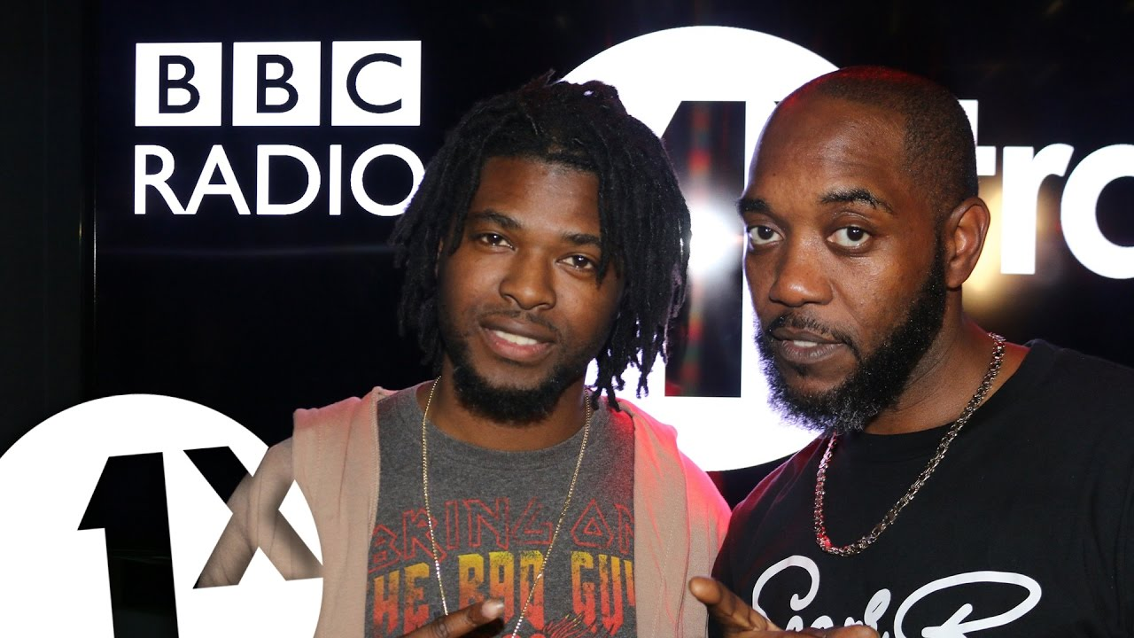 Kirk Diamond freestyles for Seani B @ BBC Radio 1Xtra [1/16/2017]