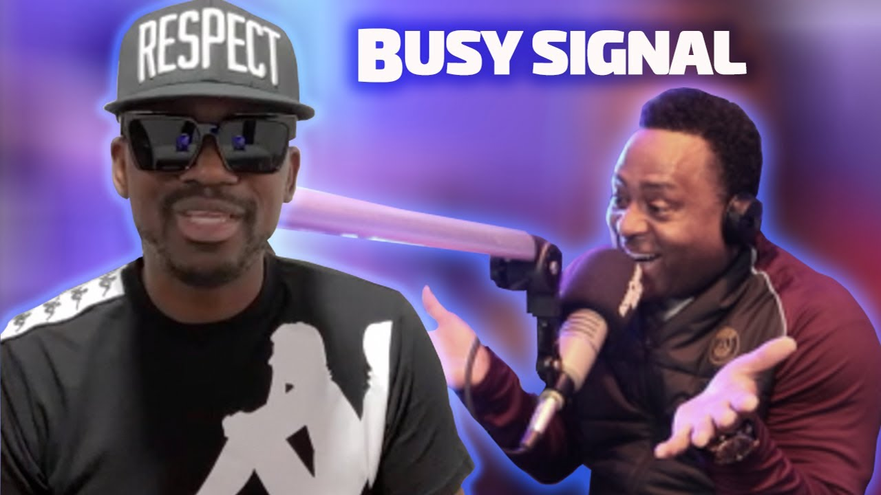 Busy Signal Interview by Robbo Ranx [1/2/2021]