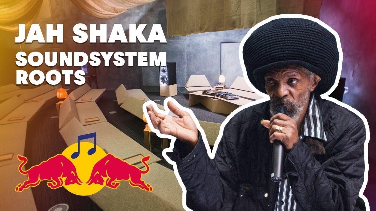 Jah Shaka on UK Soundsystem History @ Red Bull Music Academy [12/8/2014]