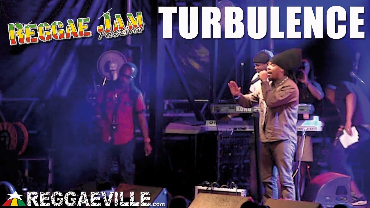 Turbulence @Reggae Jam [8/2/2013]