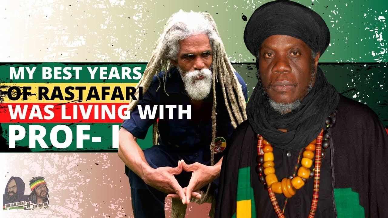 Mutabaruka: My Best Years of Rastafari Was Living With Prof -I [10/9/2020]