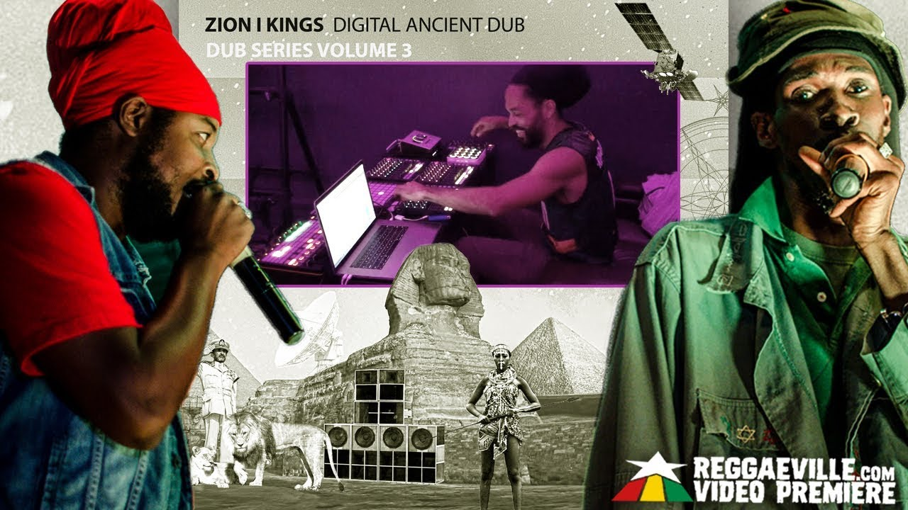 Zion I Kings - The System Dub feat. Pressure & Akae Beka (Live Dub - Mixed by Tippy I) [9/12/2018]