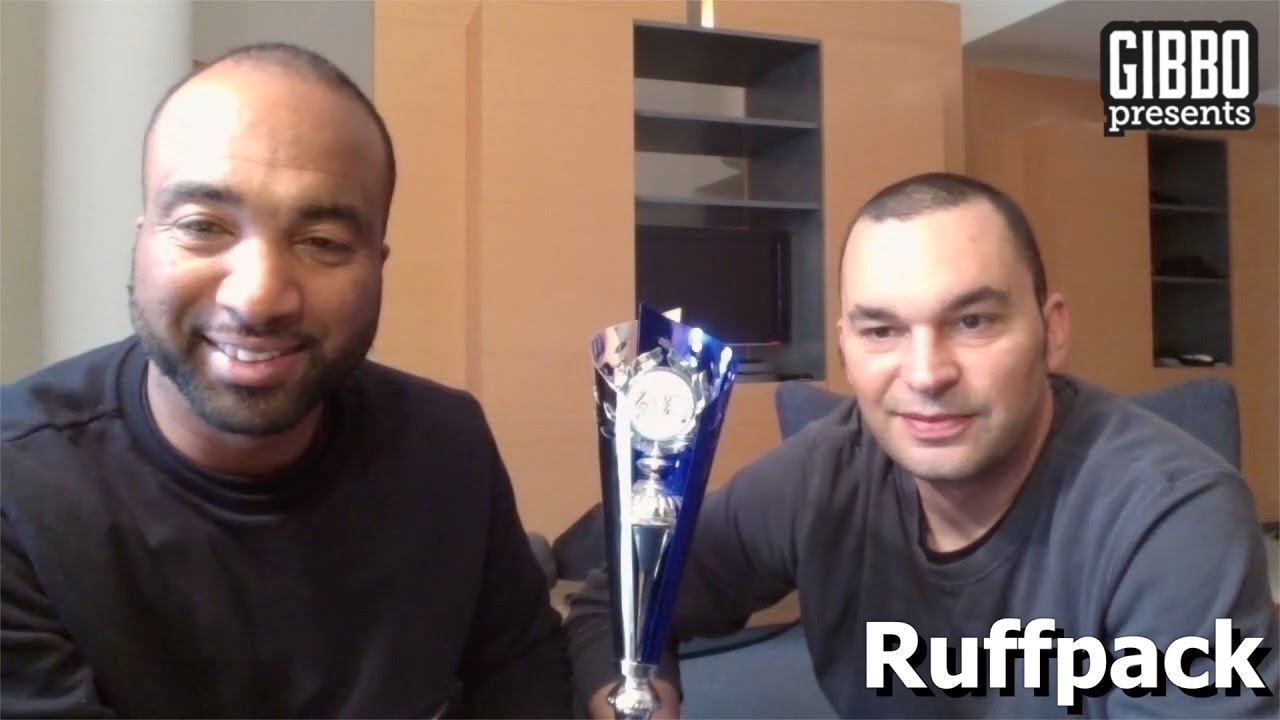Interview with Ruffpack after War Ina East 2017 Victory @ Gibbo Presents [4/14/2017]