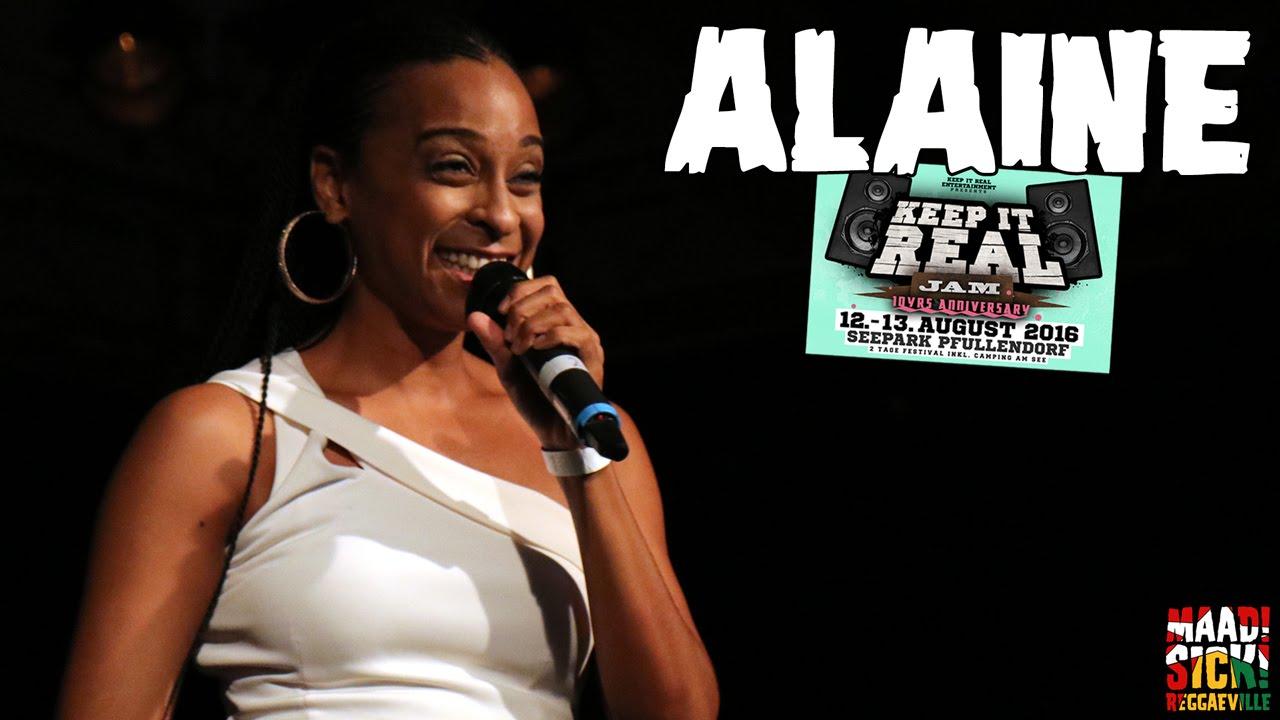 Alaine @ Keep It Real Jam 2016 [8/13/2016]