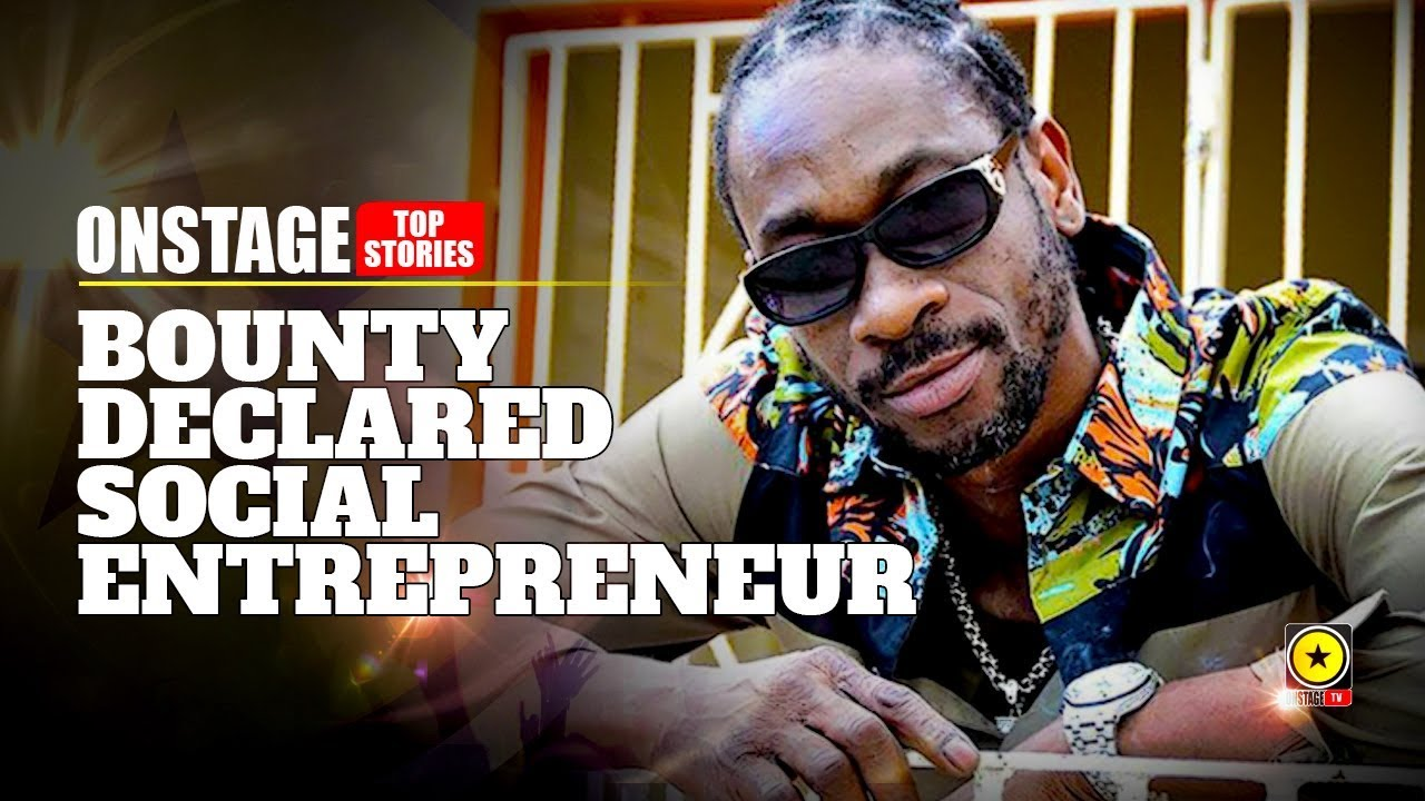 Bounty Killer Declared Social Entrepreneur By UTECH [10/8/2019]