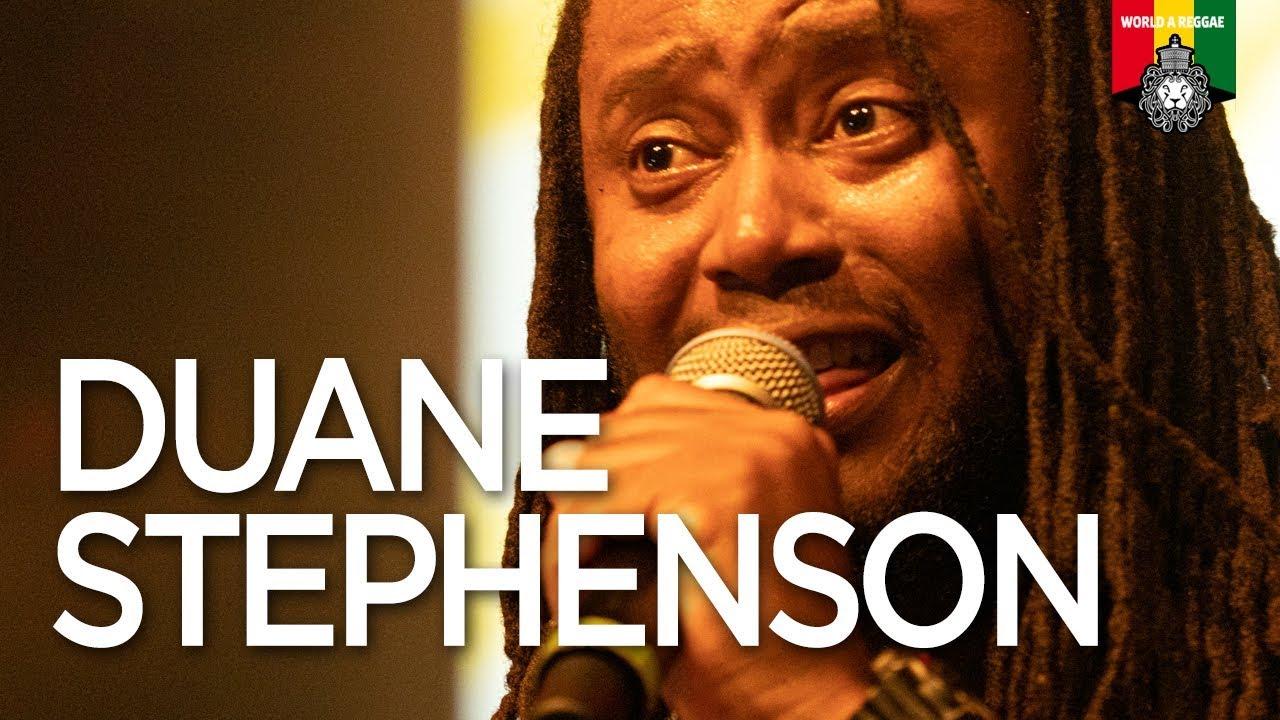 Duane Stephenson in Amstelveen, Netherlands @ P60 [5/9/2019]