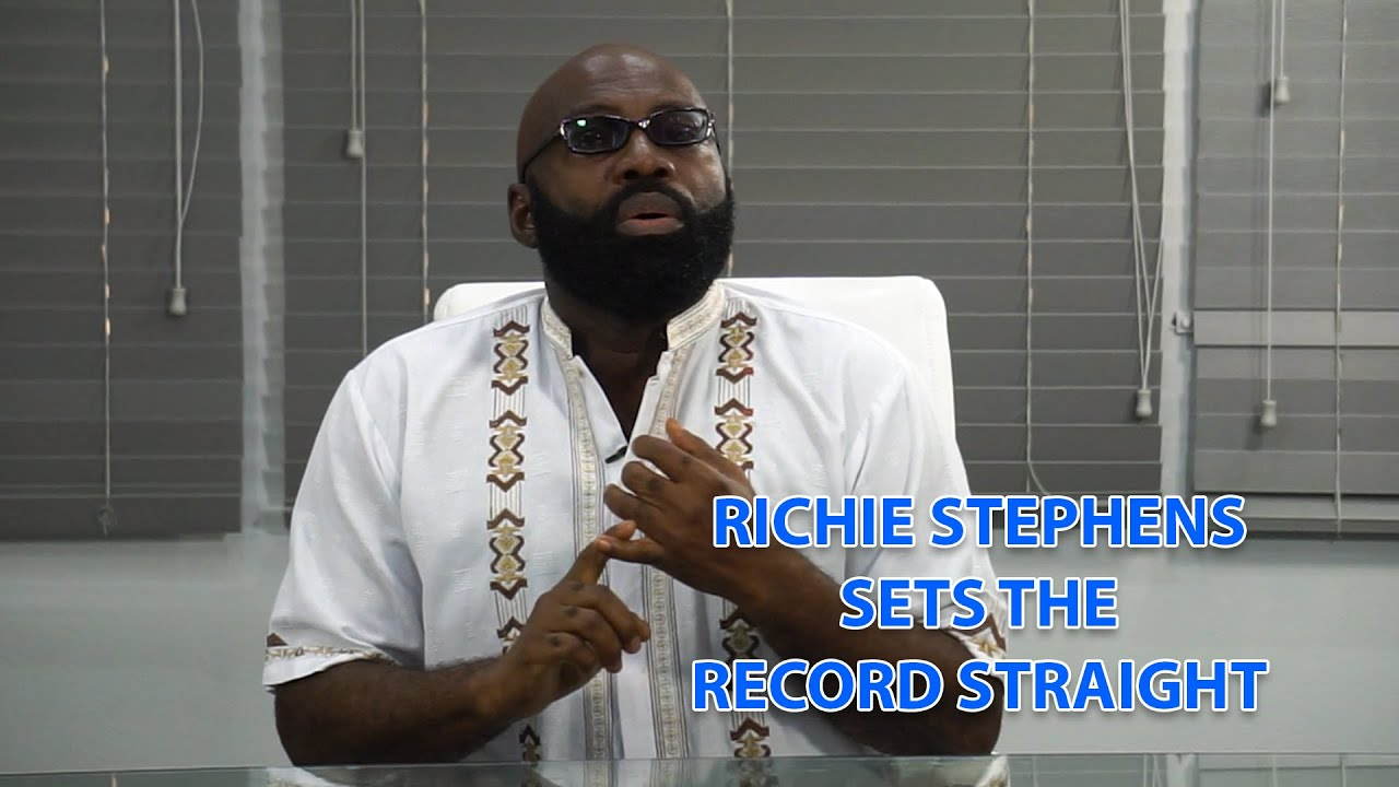 Richie Stephens Sets The Record Straight [10/2/2021]