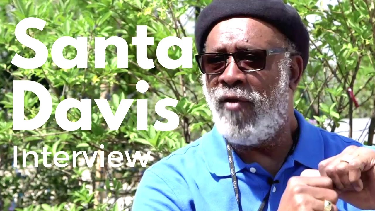 Santa Davis About Life And Death Of Peter Tosh [7/7/2016]
