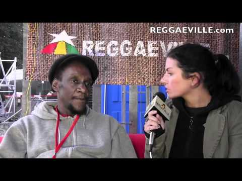 Interview: Linval Thompson @ Chiemsee Reggae Summer [8/28/2011]