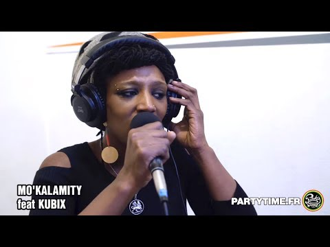 Mo' Kalamity feat. Kubix - Freestyle @ Party Time Radio [2/11/2018]