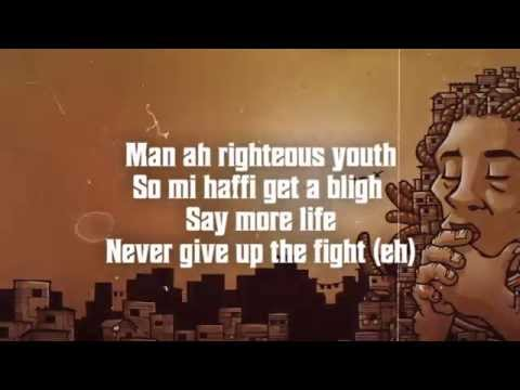 New Kingston - Can't Stop A Man (Lyric Video) [12/18/2014]
