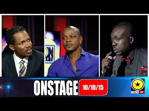Onstage TV (10th October) [10/10/2015]