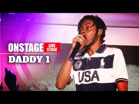 Daddy1 @ Popcaan's Unruly Fest 2019 Launch (Onstage TV) [10/31/2019]