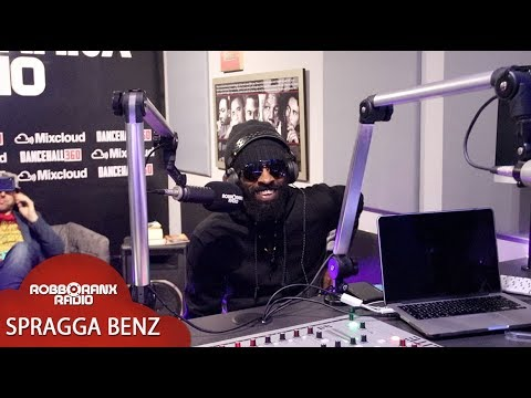 Spragga Benz Interview @ Robbo Ranx Radio [10/17/2019]