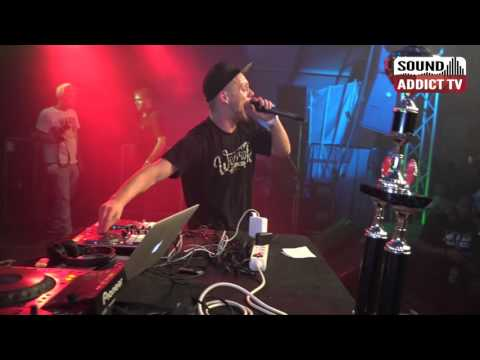 Warrior vs Bass Odyssey - Anything Can Happen 2015 [8/7/2015]