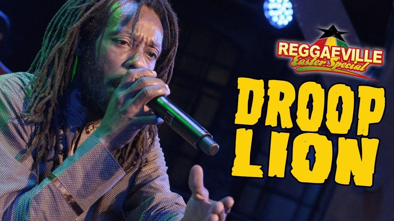 Droop Lion in Hamburg, Germany @Reggaeville Easter Special 2018 [3/30/2018]