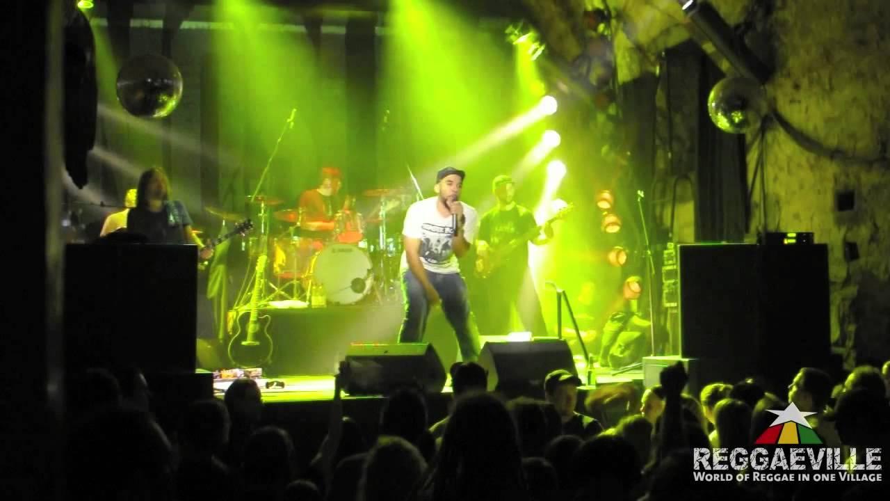 Nosliw @Reggae JamJam Festival in Wuppertal, Germany [3/31/2012]