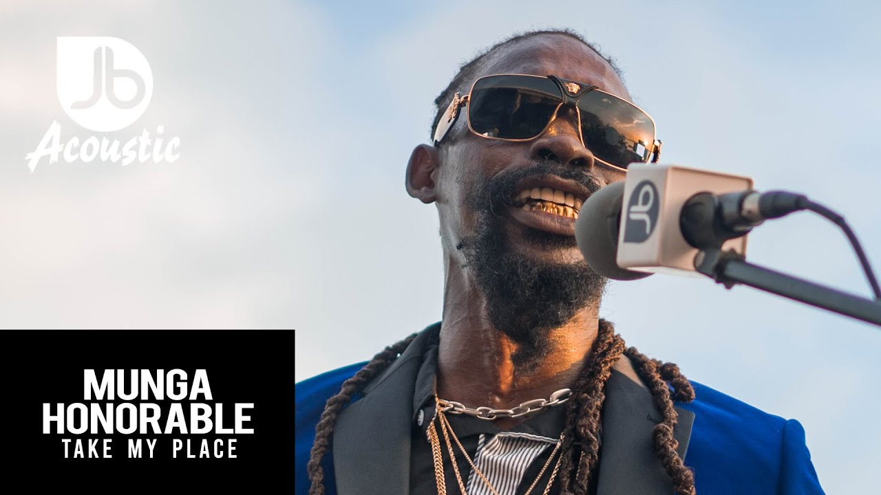 Munga Honorable - Take My Place @ Jussbuss Acoustic [11/30/2019]