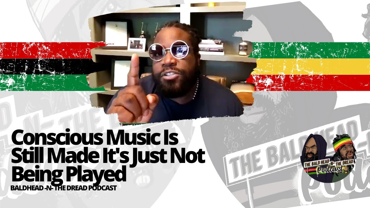 Gramps Morgan - Conscious Music Is Still Being Made, Its Just Not Being Played (#2) [8/19/2021]