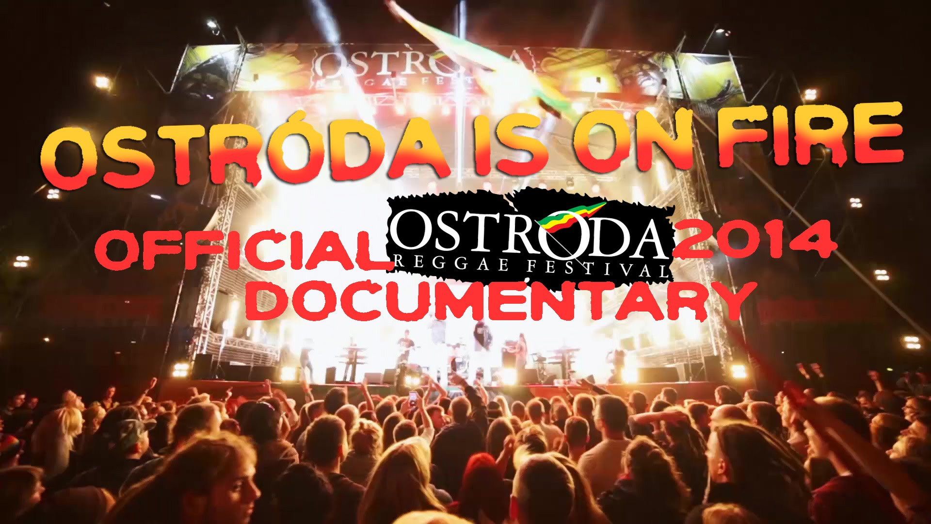 Ostróda is on Fire [4/26/2015]