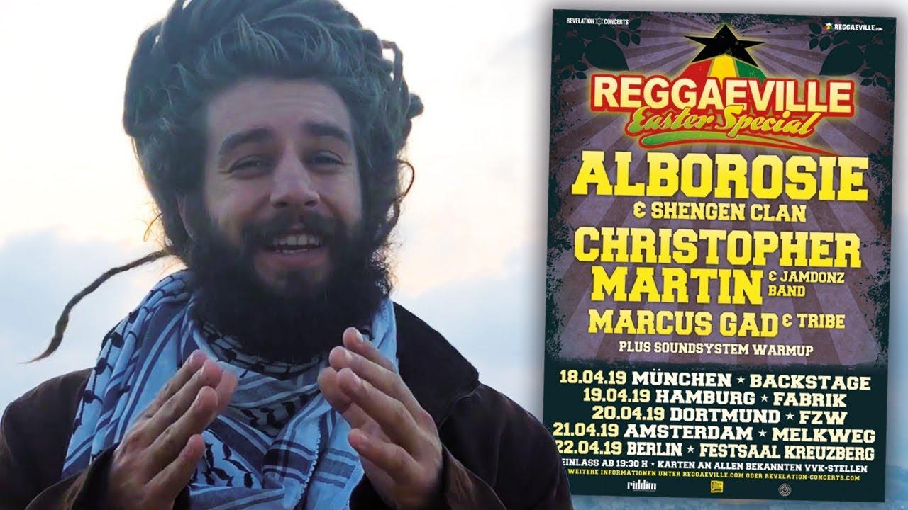 Marcus Gad @ Reggaeville Easter Special 2019 (Drop) [4/3/2019]