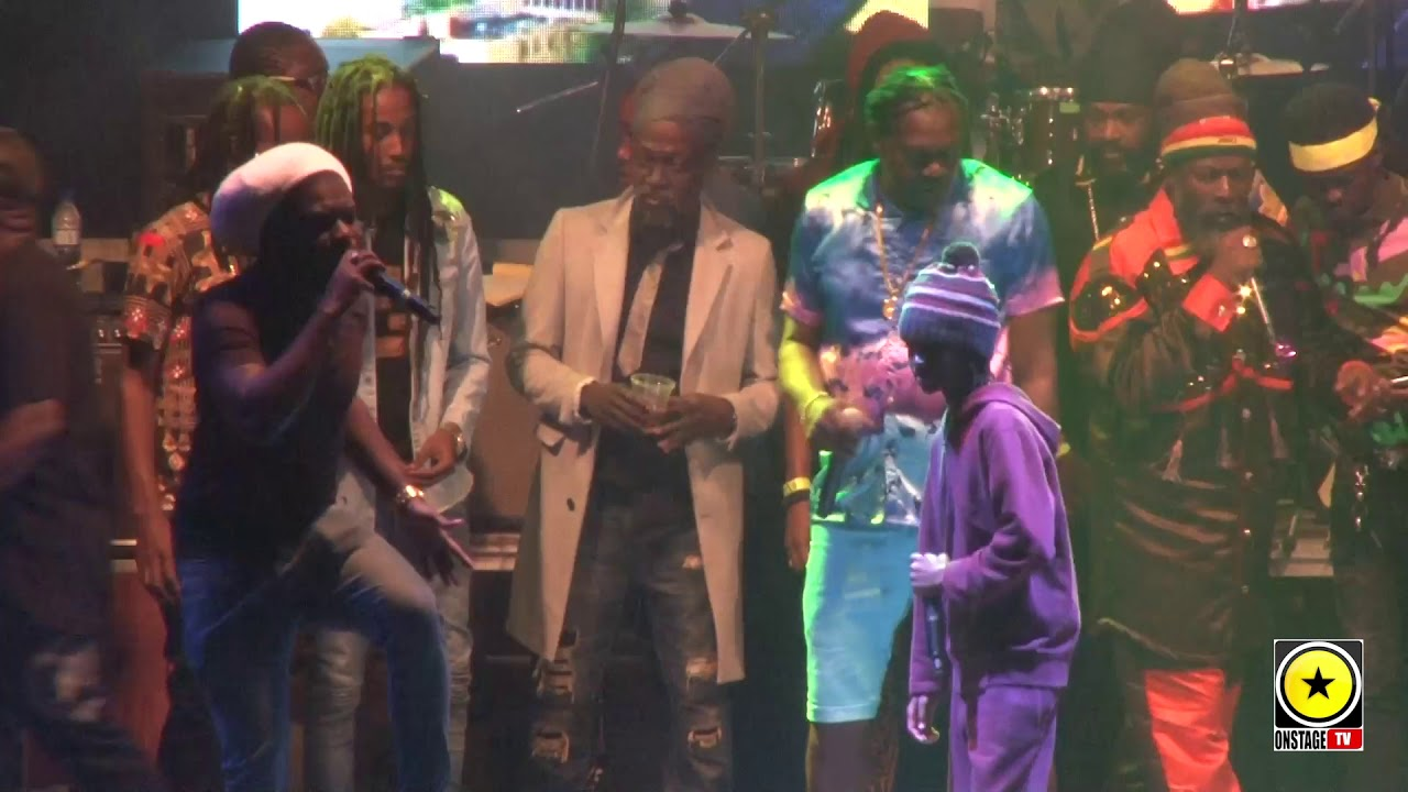 Capleton, Luciano, Junior Reid and many more @ St. Mary Mi Come From 2018 [11/10/2018]