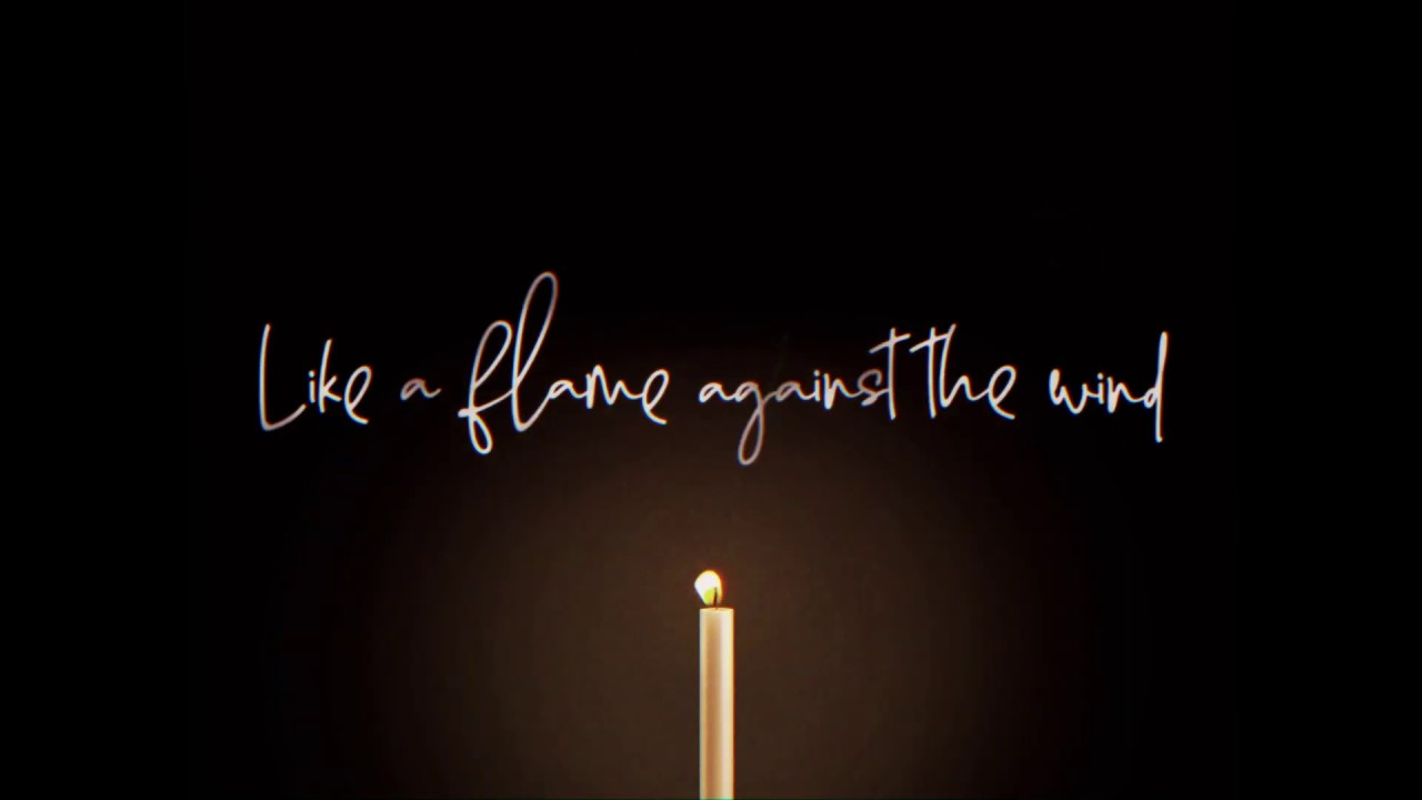 Christopher Ellis - Flame Against The Wind (Lyric Video) [6/4/2020]