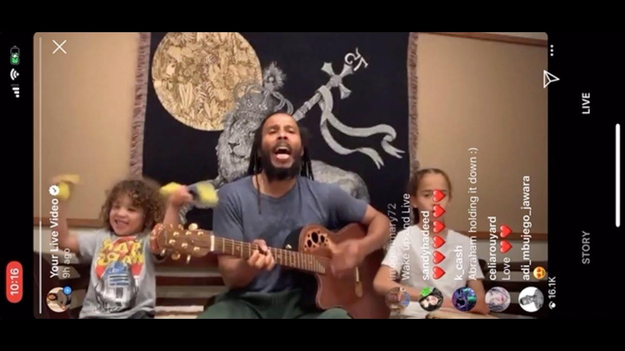 Ziggy Marley - #TogetherAtHome (Live Stream) [3/24/2020]