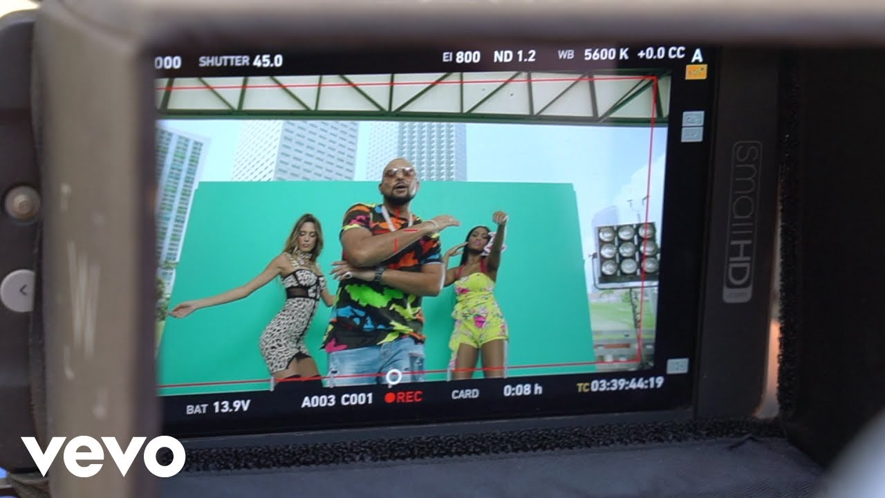 Sean Paul - When It Comes To You (Behind The Scenes) [10/3/2019]