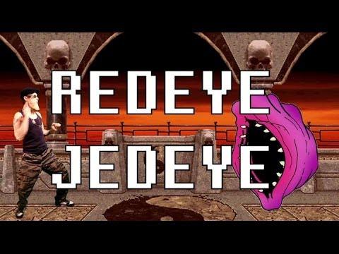 Uzimon feat. Wally Floyd - Redeye Jedeye [12/11/2013]