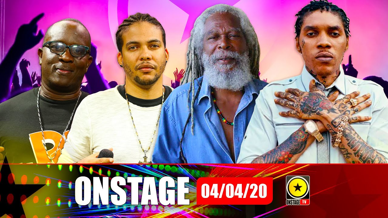 Vybz Kartel Appeal, Bob Andy, DJ Nicco, Dj Smurf @ OnStage TV [4/4/2020]