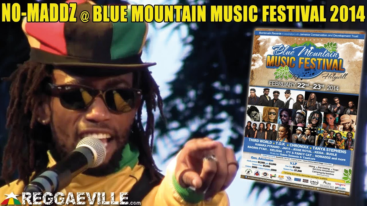No-Maddz @ Blue Mountain Music Festival 2014 [2/23/2014]