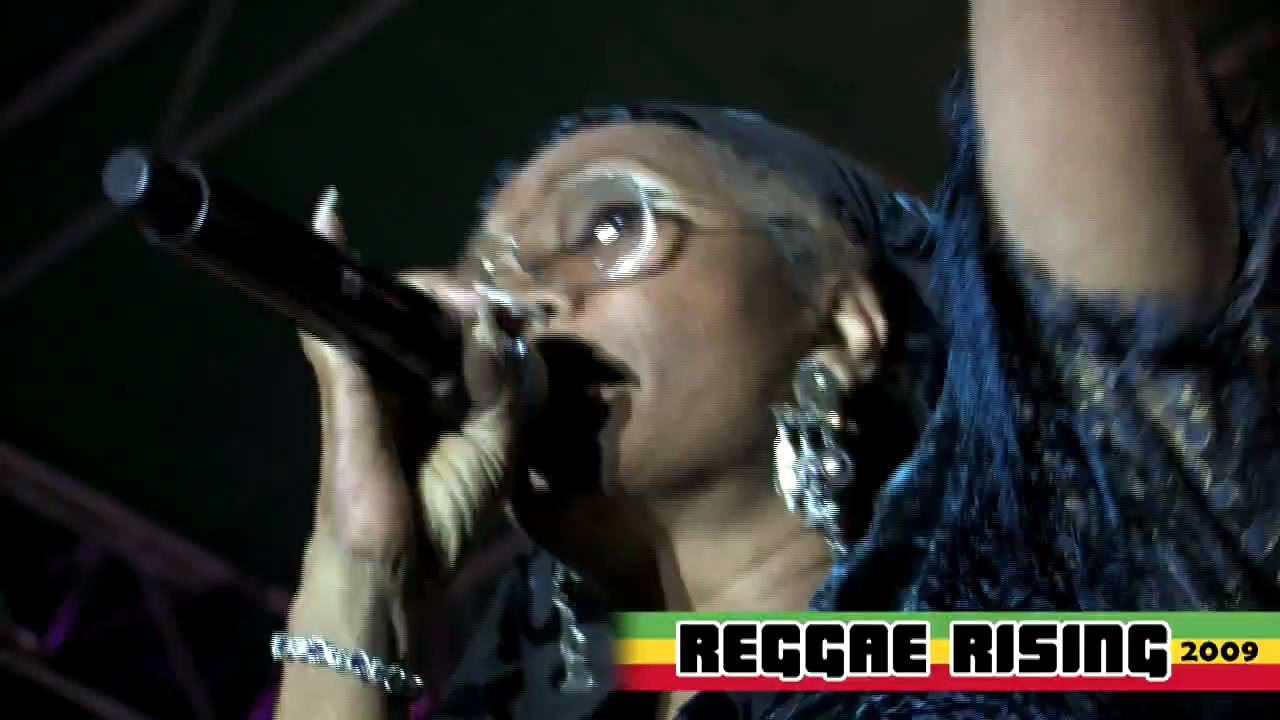 Marcia Griffith - Back In The Days @ Reggae Rising 2009 []