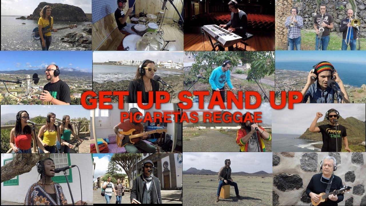 Picaretas Reggae & Amigos - Get Up Stand Up [3/29/2017]