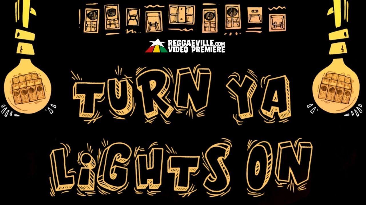 Escape Roots feat. Dark Angel - Turn Ya Lights On (Lyric Video) [5/28/2020]