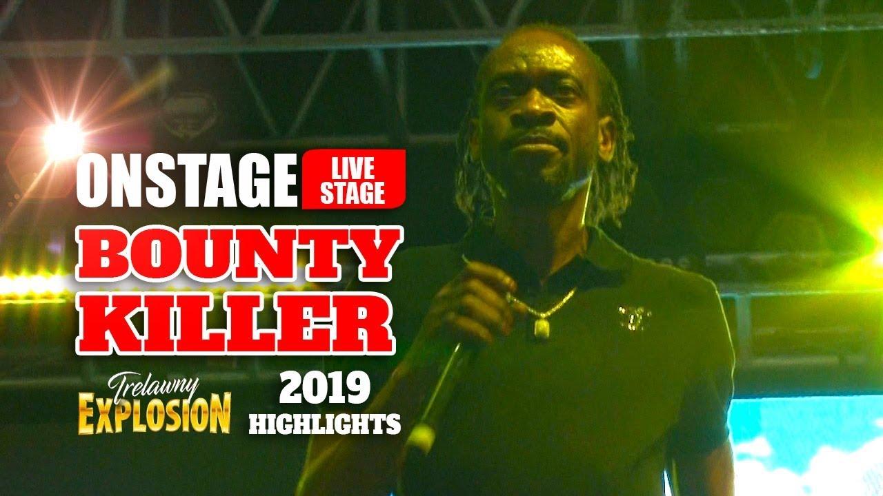 Bounty Killer @ Trelawny Explosion 2019 (OnStage TV) [9/27/2019]