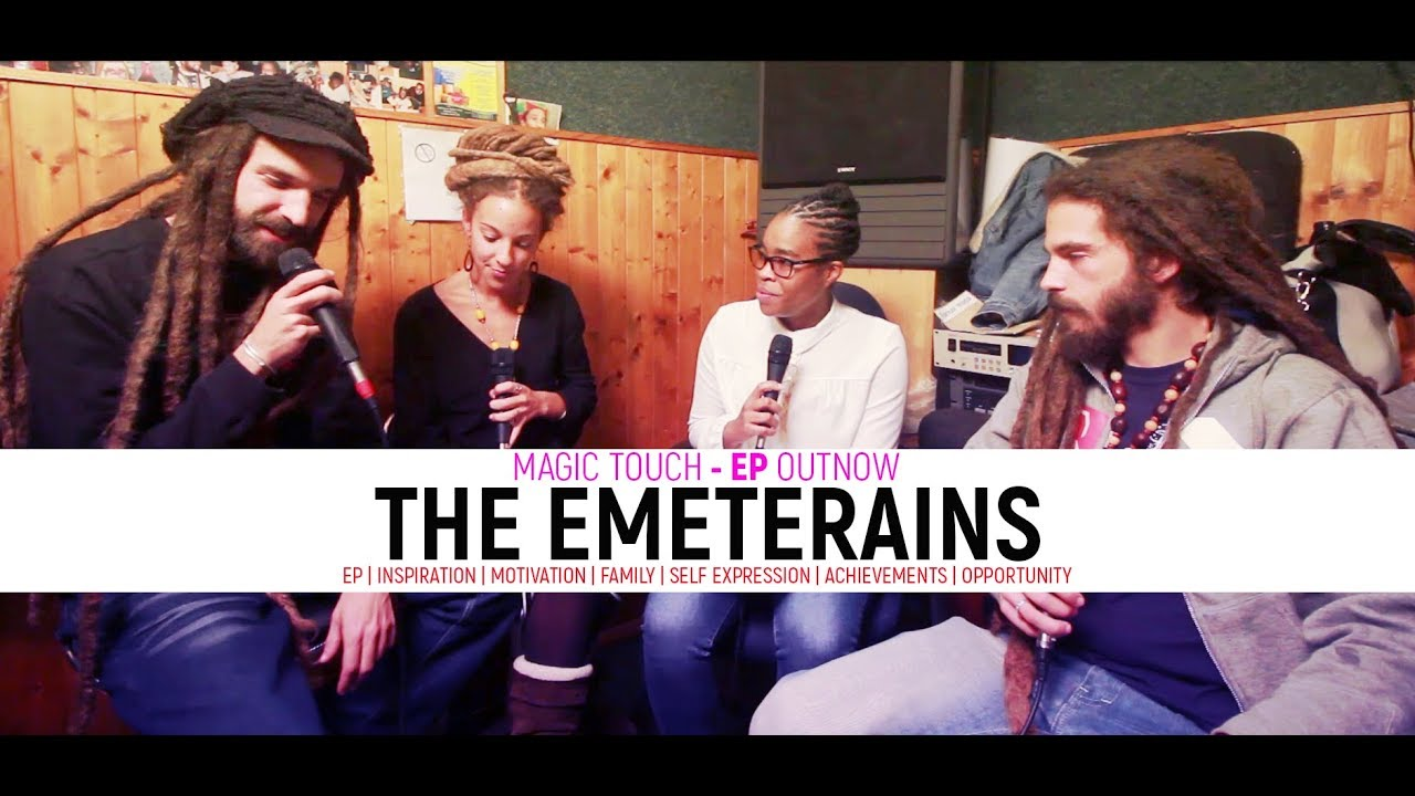 Interview With The Emeterians @ Worlmag TV [1/4/2018]