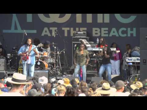 Stephen Marley - Break Us Apart & Can't Keep I Down @ Rootfire at the Beach 2015 [8/2/2015]